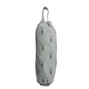 Sophie Allport Carrier Bag Holder - Highland Stag design