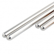 MyLifeUNIT Extra Long 36cm Japanese Hot Pot Chopsticks, Stainless Steel Cooking Frying Noodle Chopsticks