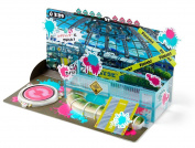 amiibo diorama kit Mozuku Farm (Splatoon series)  Nintendo