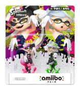 amiibo [Aori &Hotaru]Sea O' Colours Set (Splatoon series) Nintendo WiiU/ 3DS 《Quantity limited article》