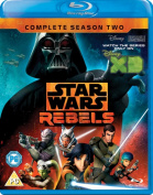 Star Wars Rebels [Region B] [Blu-ray]