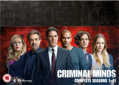 Criminal Minds: Seasons 1-11