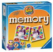 Ravensburger Go Jetters Mini Memory Game