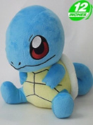 """POKEMON - SQUIRTLE - PELUCHE SQUIRTLE / SQUIRTLE PLUSH TOY 30cm / 12"""""""