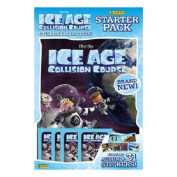 Panini Ice Age Collision Couse Starter Pack - Album + 31 Stickers