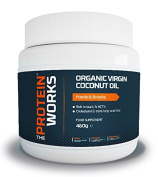 The Protein Works Organic Virgin Coconut Oil - 460 g