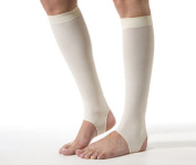 Stirrup Stockings (160) - Support and Ease Aching Legs. Ideal for long flights.Small Size ONLY