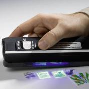 Lighthouse Portable Double-UV lamp to determine fluorescne and phosphorescence
