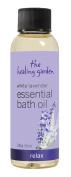 The Healing Garden Essential Bath Oil White Lavender, 60ml