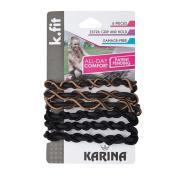 Karina K.Fit Extra Hold Gel Elastics
