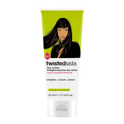 Twisted Sista Frizz Control Straightening Blow Dry Crème