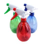 1 PCS Clear Trigger Spray Bottle Water Plant Beauty Salon Supply Hairdressing Shampoo Empty Spray Bottle