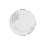 Sunday Rose Accent Plate