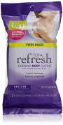 Ban Total Refresh Cooling Body Cloths Restore, 20 Count