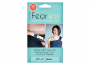 Fearless Tape Double Sided Tape for Fashion and Body, 50 Count