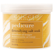 Cuccio Salt Soak, Milk and Honey, 860ml