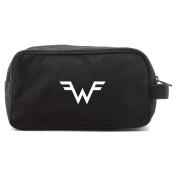 Weezer Canvas Shower Kit Travel Toiletry Bag Case