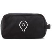 Pokemon Go Plus Button Canvas Shower Kit Travel Toiletry Bag Case
