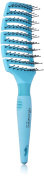 Creative Hair Brushes Flex Vent with Nylon Pin Britle, Blue