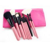 Makeup Brushes,Hatop 10pcs New High-grade Makeup Brush Wool Cosmetic Brush Sets