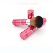 Makeup Brushes,Hatop Cosmetic Makeup Retractable Blush Brushes Set Foundation Powder Eyeshadow Brush