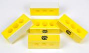 5pcs Nail Art Shiner Buffer 2 Ways Polish Sanding File Block Manicure Product