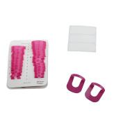 DIY Manicure Nail Gel Model Clip Edge Polish Glue Overflow Beauty Tool