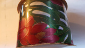 Offray Ribbon 2 & 0.6cm X 2.7m, FLORAL