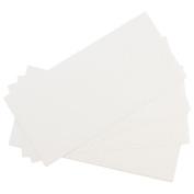 Westcott Letter Craft Permanent Vinyl Lettering, Parchment, 5.1cm , White