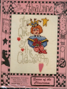 The Queen of the Classroom - A Little Alma Lynn Cross Stitch Kit