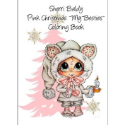My Besties Colouring Book 13cm x 18cm 10 Pages-Pink Christmas