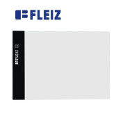 FLEIZ Tracing board A4 37cm Led Tracing light box pad copy board Ultra Thin LED Animation Drawing Stencil Board Tracing Table Brightness 3 Levels Dimming By touch