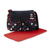 Baby Nappy Bag Set Disney Mickey Mouse Nappy Bag Changing Pad Accessory Pouch
