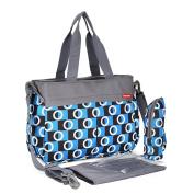 Fashion Multifunctional Mommy Bag Sets Baby Nappy Changing Bag Napy Bag Tote Shoulder Bag