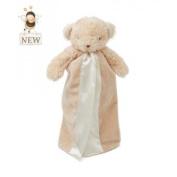 Bao Bao Bear Bye Bye Buddy Blankie -Warm Honey