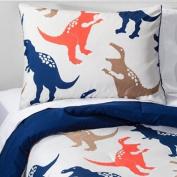 New Jurassic Jams Comforter Set Tan FULL/QUEEN