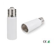 E-Simpo® 5-pack E40 to E40 Adapter,E40 to E40 Lamp Base Converter, Z1082