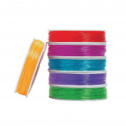 Super Bright Colours Stretchy Cording