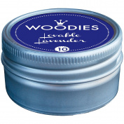 Woodies Dye-Based Ink Tin-Lovable Lavender