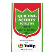 Tulip Royal Quilting Needles #9