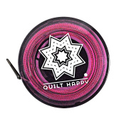 Quilt Happy Tape Measure Purple