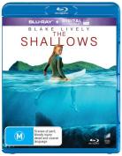The Shallows (Blu-ray/UV) [Region B] [Blu-ray]