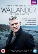 Wallander Final Chapter DVD  [2 Discs] [Region 4]