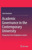 Academic Governance in the Contemporary University