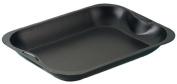 """Zenker 18320cm Special Cooking"""" Oven-Proof Dish, Black, 40cm x 30cm x 5cm"""