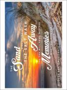 Bodega Bay, California - Sunset - Beach Sentiment