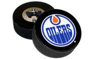 Edmonton Oilers Basic Logo Hockey NHL Puck Bottle Opener