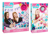 Pom Pom Wow Starter Pack and Snap and Decorate Set