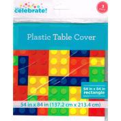 LEGO Bricks Plastic Table Cover