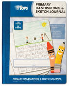 TOPS Handwriting and Sketch Journal for Primary School, 80 Sheets, 25cm x 19cm
